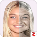 Face Aging Booth Old Face icon