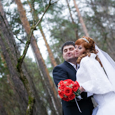 Wedding photographer Anna Ananina (AnitaAnanina). Photo of 14.01.2014