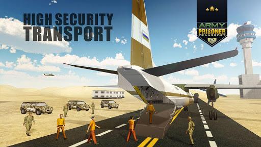 玩免費模擬APP|下載軍囚犯運輸飛機 app不用錢|硬是要APP