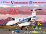 Obtain Advanced Medical Facilities in Medilift Air Ambulance Patna