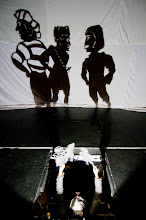 Photo: Lovesick Sea Play: a shadow play with pirates