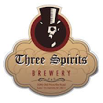 Logo of Three Spirits Honey Porter