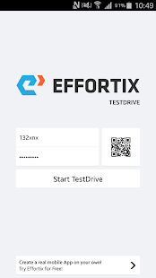Effortix TestDrive- screenshot thumbnail