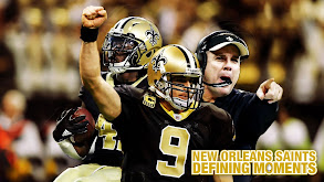 New Orleans Saints: Defining Moments thumbnail