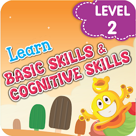 PopKorn Level-2 Learn Basic & Cognitive Skills