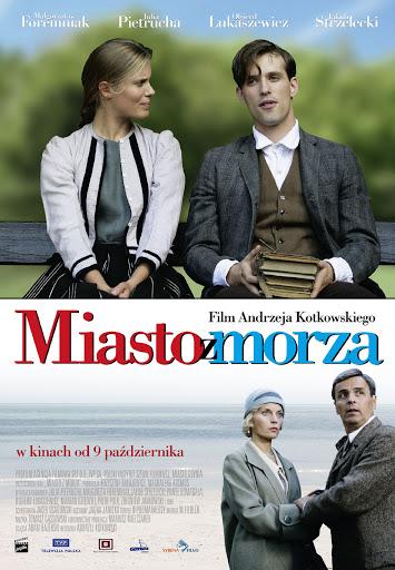 Polski plakat filmu 'Miasto Z Morza'