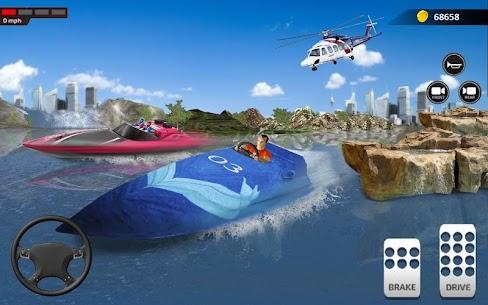 قوارب الكاياك قارب متسابق لعبه 2018 3D سباق محاكاة 2
