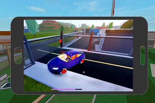 New jailbreak rblox mod Jail Break escape android2mod screenshots 2