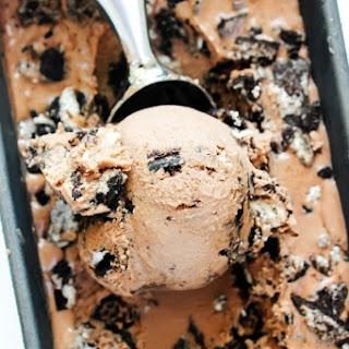 Cookies & Cream Nutella Ice Cream.