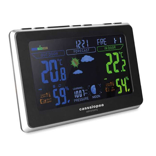 Custom Printed Weather Station