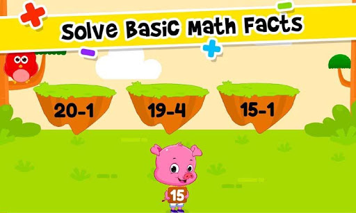 Addition and Subtraction for Kids - Math Games 1.8 screenshots 4