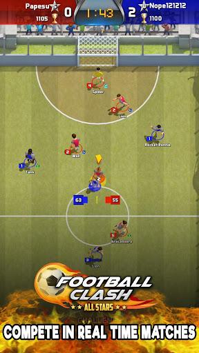 Football Clash: All Stars 2.0.15s screenshots 5
