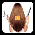 Hair Cutting Tutorial Videos icon