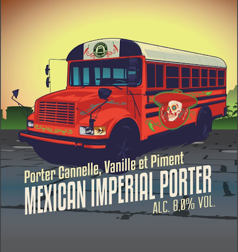 Mexican Imperial Porter
