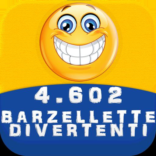 4.602 Barzellette Divertenti