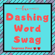 Word Swag 2020 -Latest Word With Swag 2020