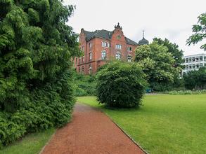 Photo: Schlossgarten Oldenburg