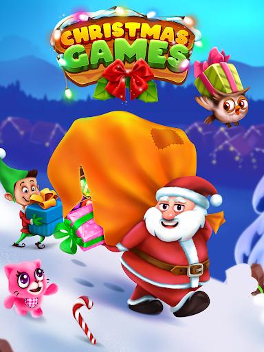 Christmas Games - Bubble Shooter 2020 2.5 screenshots 8