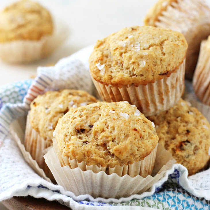 Honey Chipotle Beer Bread Muffins Recipe