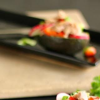 Tuna Avocado Salad~