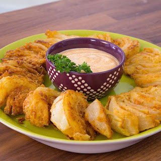 Bloomin' Onion Wedges