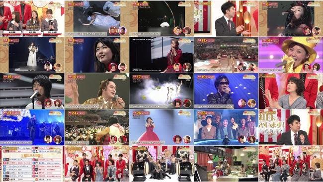 181229 (720p+1080i) 乃木坂46 – 平成最後の紅白直前スペシャル