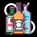 Алкогольный калькулятор (алкотестер) icon