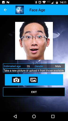AgeBot: How old am I? screenshot 4