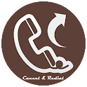Cancel & Redial icon
