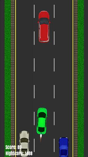 Traffic Rage Rush