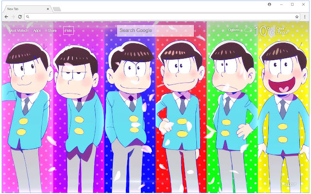 Osumatsu San Wallpaper Mr Osumatsu Themes