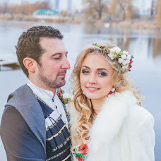 Wedding photographer Vita Marenko (Vitusya). Photo of 23.01.2015