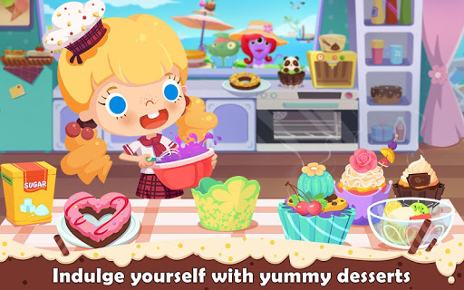 Candy's Dessert House - screenshot