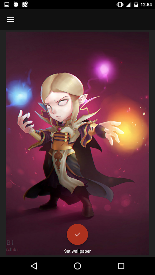 etwallpaper dota 2 chibi android apps on google play