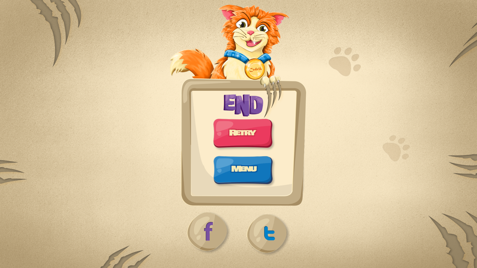 Kitty Champion - Game for Cats- screenshot