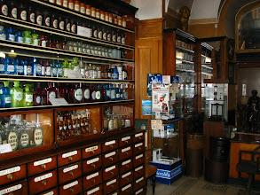 Photo: Czynna apteka muzeum
