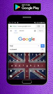 [Union Jack Flag Keyboard 2018] Screenshot 2