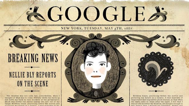 google obrázky k narozeninám 151. narozeniny Nellie Blyové google obrázky k narozeninám