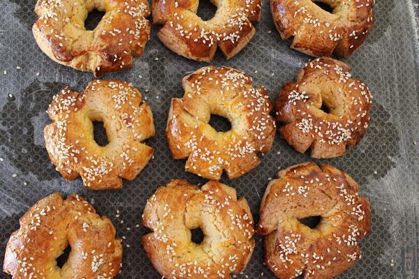 Algerian Kaak Recipe