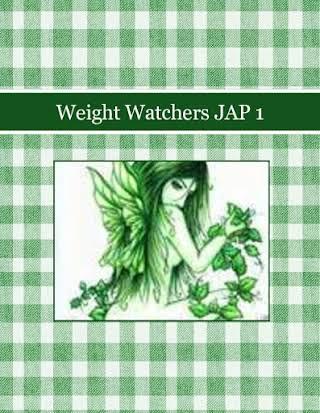 Weight Watchers JAP 1