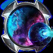 Stunning Galaxy Space Universe theme