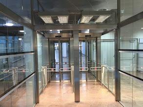 Photo: Eingangsbereich Pier West VIE