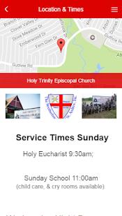 Holy Trinity Episcopal Church - náhled
