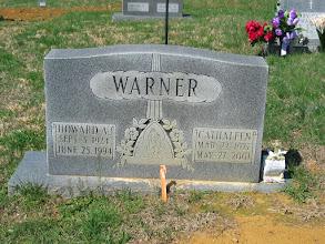 Photo: Warner, Howard A. and Cathaleen