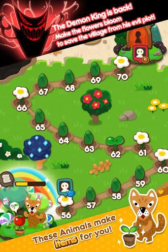 LINE PokoPoko - Play with POKOTA! Free puzzler! 1.9.6 screenshots 4