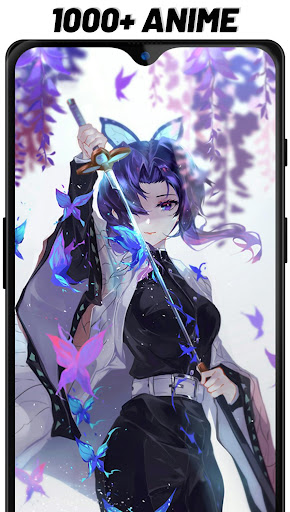 ANIME Live Wallpapers HD/4K + Automatic Changer Apk 1