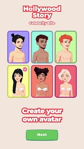 Hollywood Story: Celebrity Life Simulator Mod Apk (Unlimited Money) 3