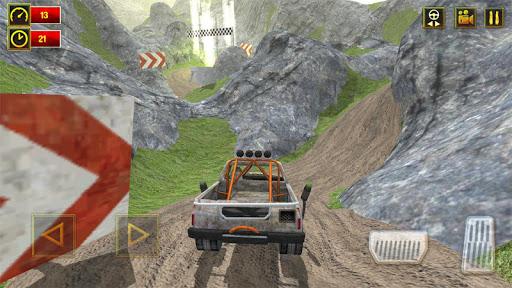 Hill Truck Driving 3D  screenshots 6