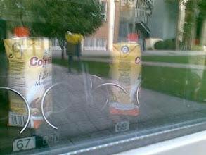 Photo: En el IE solo apuestan por la calidad:�Zumos de Cehegin en la maqina del vending!