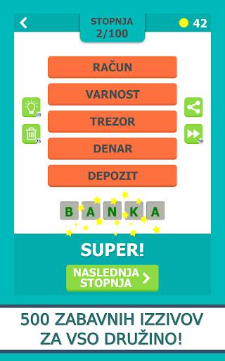 Ugani Besedo - Kviz Slovenija 1.20 screenshots 3